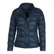 Barbour Ladies Jacket. Gondola - Navy