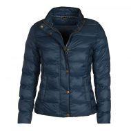 Barbour Ladies Jacket. Gondola - Navy