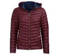 Barbour Ladies Jacket. Highgate - Aubergine