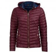 Barbour Ladies Jacket. Highgate - Aubergine