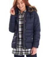 Barbour Ladies Jacket. Ullswater - Navy
