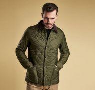 Barbour Mens Jacket. Heritage Liddesdale - Olive