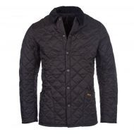 Barbour Mens Jacket. Heritage Liddesdale - Navy