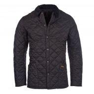 Barbour Mens Jacket. Heritage Liddesdale - Navy