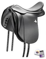 Bates Wide Dressage Saddle