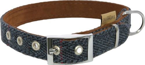 Earthbound Tweed Dog Collars. 2 Colours