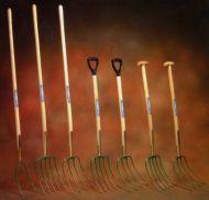 Fyna-Lite Ash Handle Manure Fork Range