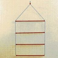Hanging Blanket Rack(S92)