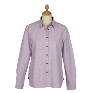 Hoggs Ladies Shirt. Brodie - Small Check