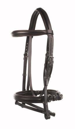 Jeffries Premium Flash Bridle