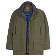 Musto Mens Jacket. Lightweight Tweed - Cairngorm