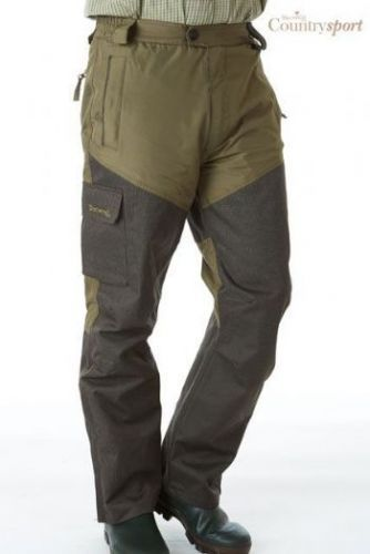 Sherwood Forest Mens Overtrousers. Kingswood - Olive