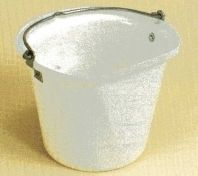 Special Flat Back Stable Bucket(S85)