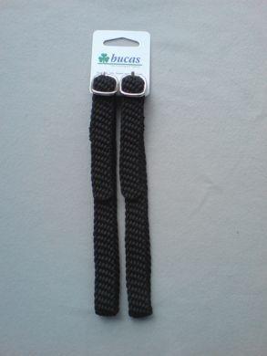 Deluxe fully Elastic adjustable leg straps with swivel snap hooks