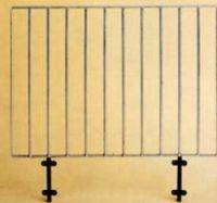 Door Grille - 89cm x 61cm S3835