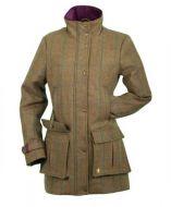 Toggi Ladies Field Coat. Braemar - Castleton Tweed